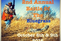 BLUEGRASS BASH2016