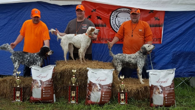 2017Ohio Trial open winners
